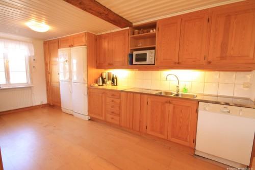 Küche – Ferienhaus Lund