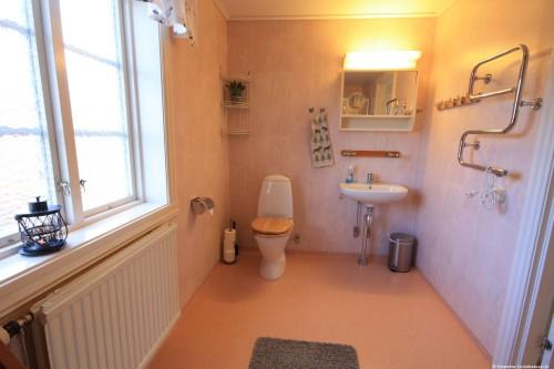 Badezimmer 1 – Ferienhaus Lund