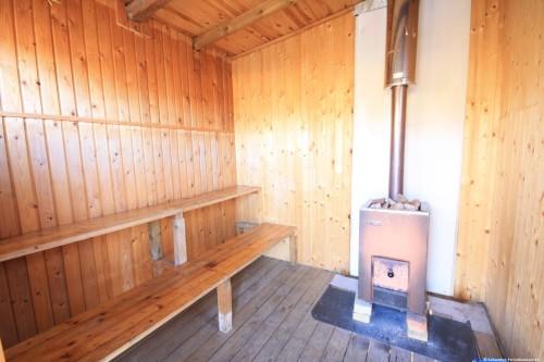Sauna – Ferienhaus Lund