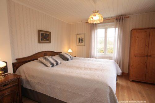 Schlafzimmer 1 – Ferienhaus Lund