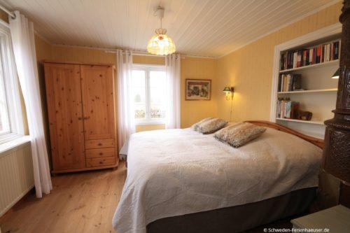 Schlafzimmer 2 – Ferienhaus Lund