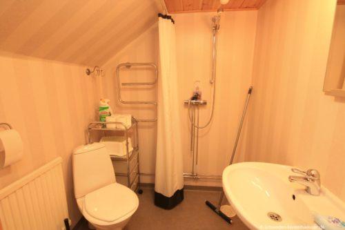 Badezimmer 2 – Ferienhaus Lund