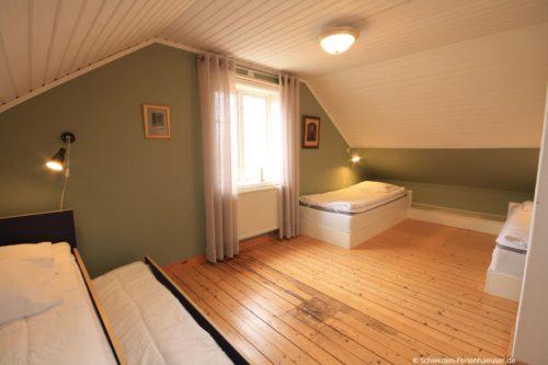 Schlafzimmer 4 – Ferienhaus Lund