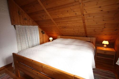 Schlafzimmer 1 – Ferienhaus Lyckan