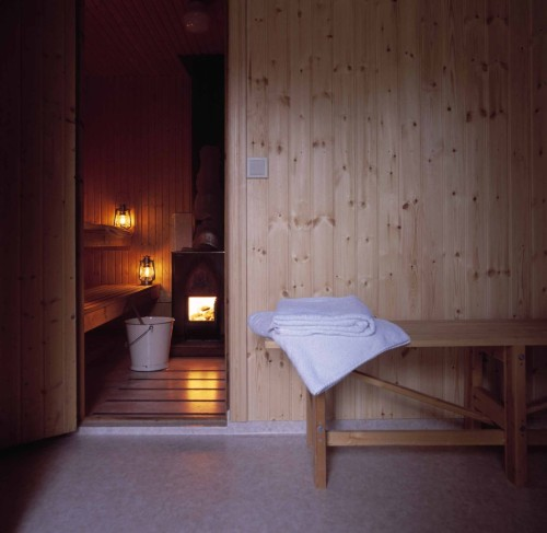 Sauna – Ferienhaus Nab