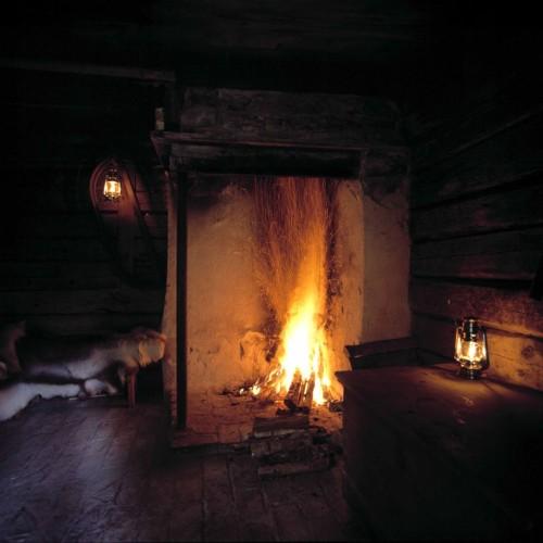 Feuerhütte – Ferienhaus Nab