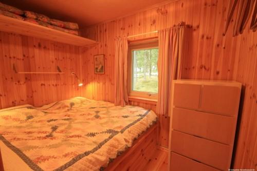 Schlafzimmer 1 – Ferienhaus Rang