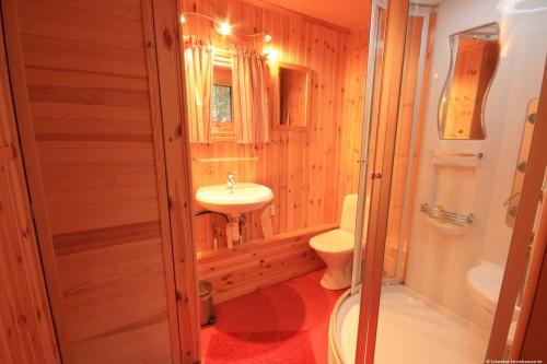 Badezimmer – Ferienhaus Rang
