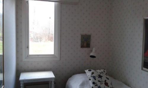 Schlafzimmer 2 - Ferienhaus Rönnäs