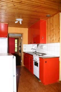 Küche - Ferienhaus Runn