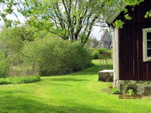 Garten - Ferienhaus Rya