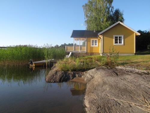 Ferienhaus Svanefjorden