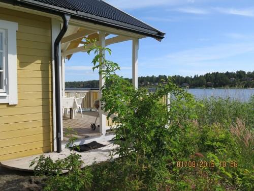 Außenansicht – Ferienhaus Svanefjorden