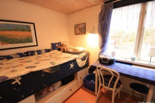 Schlafzimmer 3 – Ferienhaus Tostaboda