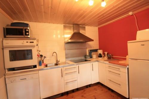 Küche – Ferienhaus Tostaboda