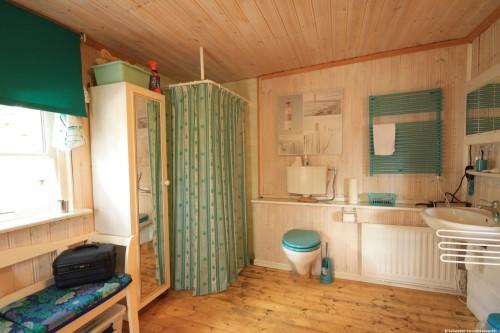 Badezimmer 1 – Ferienhaus Tostaboda