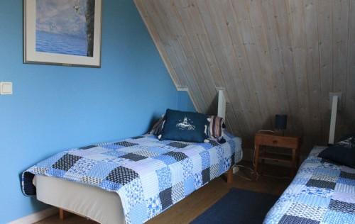 Schlafzimmer 3 – Ferienhaus Ugglarp