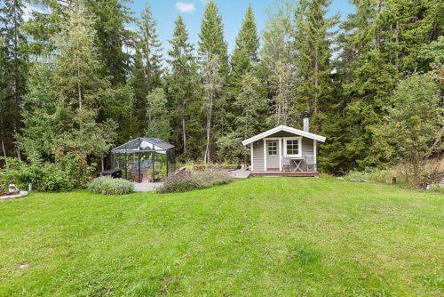 Garten – Ferienhaus Värmdö