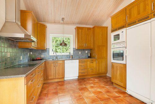 Küche – Ferienhaus Värmdö