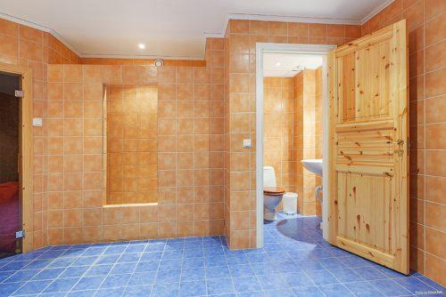 Badezimmer – Ferienhaus Värmdö