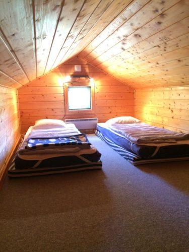 Schlafloft – Ferienhaus Wallinder