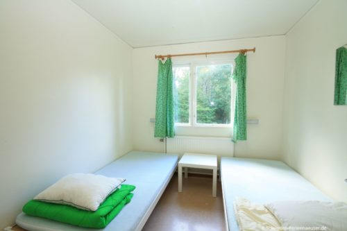 Schlafzimmer - Gruppenhaus Blekinge