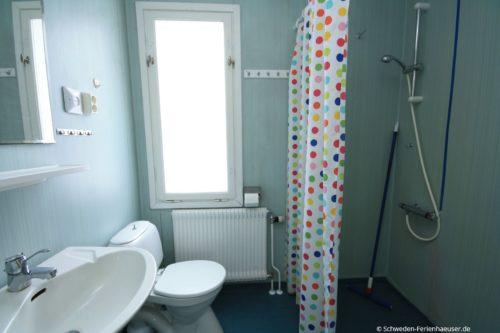 Badezimmer 1 – Gruppenhaus Fagerhult