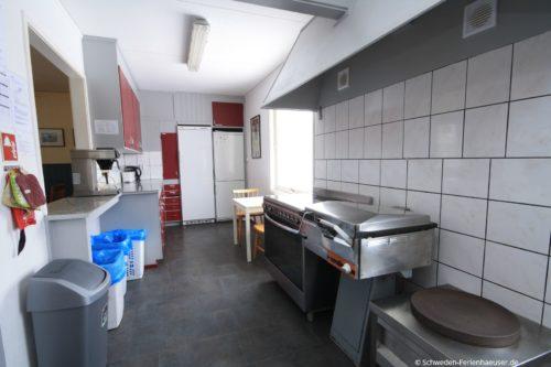 Küche – Gruppenhaus Fagerhult