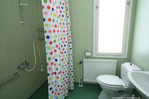 Badezimmer 2 – Gruppenhaus Fagerhult