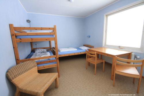 Schlafzimmer 1 – Gruppenhaus Fagerhult