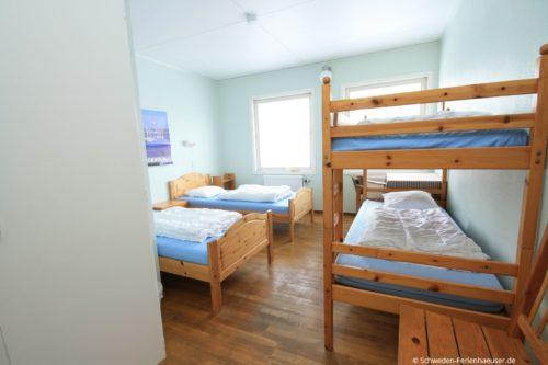 Schlafzimmer 6 – Gruppenhaus Fagerhult