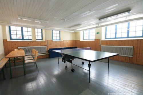 Tischtennisraum – Gruppenhaus Fagerhult