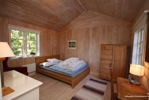 Schlafzimmer - Ferienhaus Mette