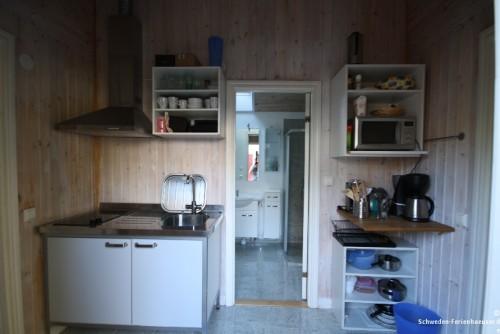 Küchenzeile - Ferienhaus Mette