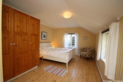 Schlafzimmer 1 – Ferienhaus Nab