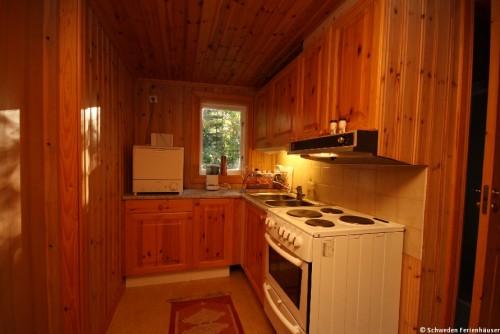 Küche - Ferienhaus Nyqvist