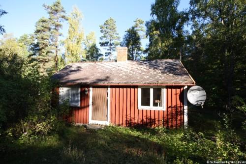 Außenansicht - Ferienhaus Nyqvist