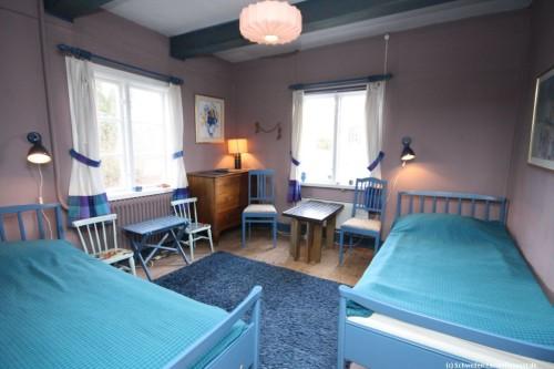 Schlafzimmer 3 - Ferienhaus Rya