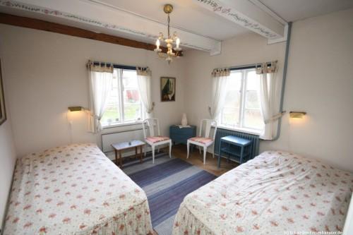 Schlafzimmer 1 - Ferienhaus Rya