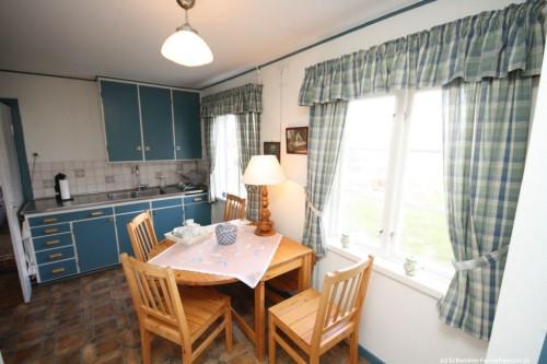 Küche - Ferienhaus Rya