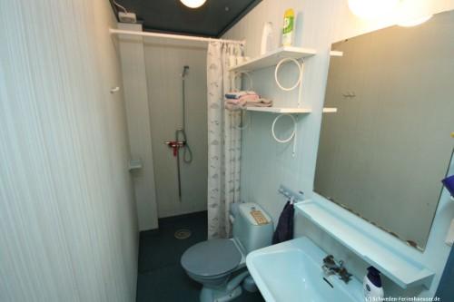 Badezimmer - Ferienhaus Rya