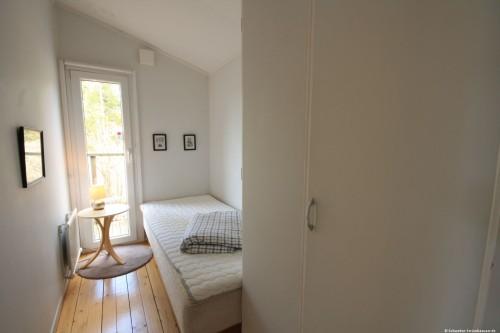 Schlafzimmer 3 – Ferienhaus Ubbaboda
