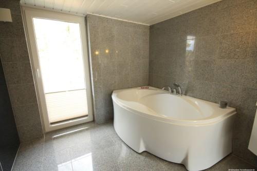Badezimmer 2 – Ferienhaus Ubbaboda