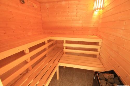 Sauna – Ferienhaus Ubbaboda