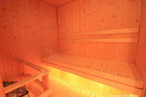 Sauna – Ferienhaus Ugglarp