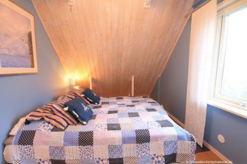 Schlafzimmer 2 – Ferienhaus Ugglarp