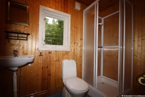Badezimmer – Ferienhaus Wallinder