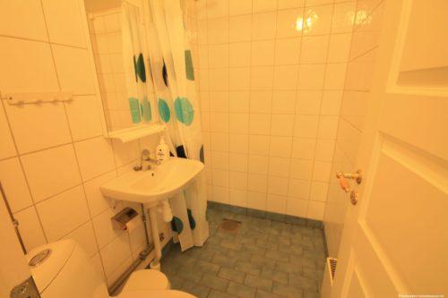 Badezimmer – Ferienhaus Har