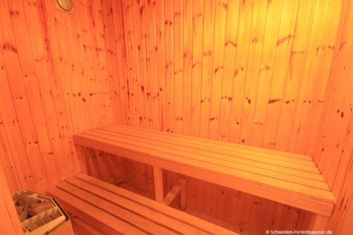 Sauna – Ferienhaus Tida