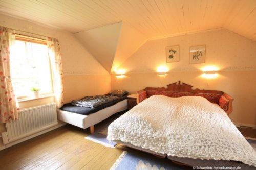 Schlafzimmer 1 – Ferienhaus Tida